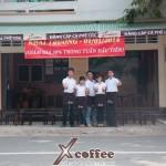Khai trương X-coffee – Đẳng Cấp Cà Phê Cóc