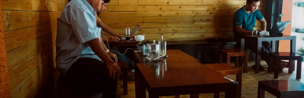 Gu cà phê của người sành điệu