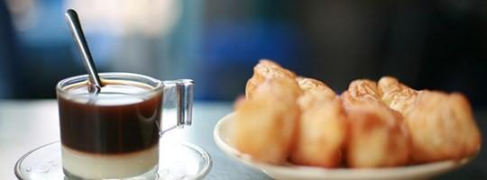 Món bạc sỉu ở quán cà phê Cheo Leo, quận 3